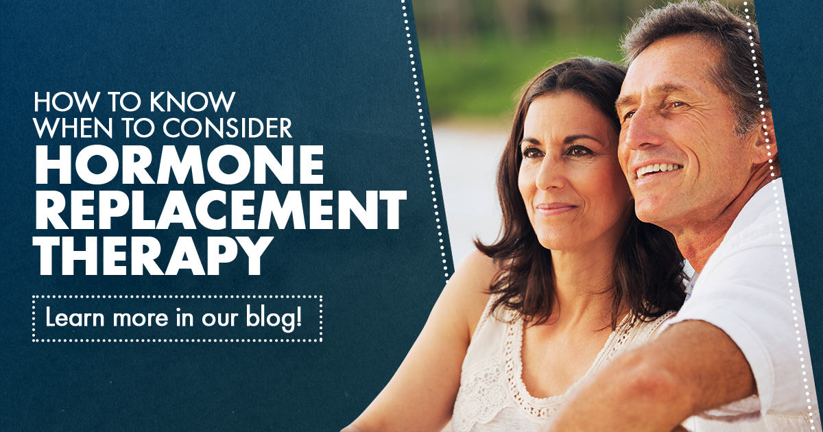 hormone replacement therapy Aura MedSpa in Tampa, FL